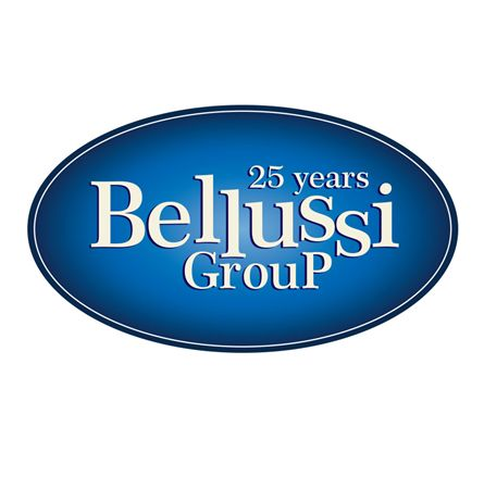 A facelift of the logo for the Bellussi Group